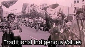 Traditional Indigenous Values