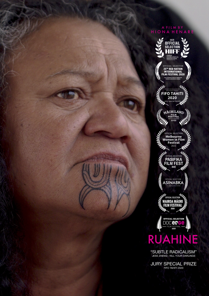 Ruahine: Stories In Her Skin