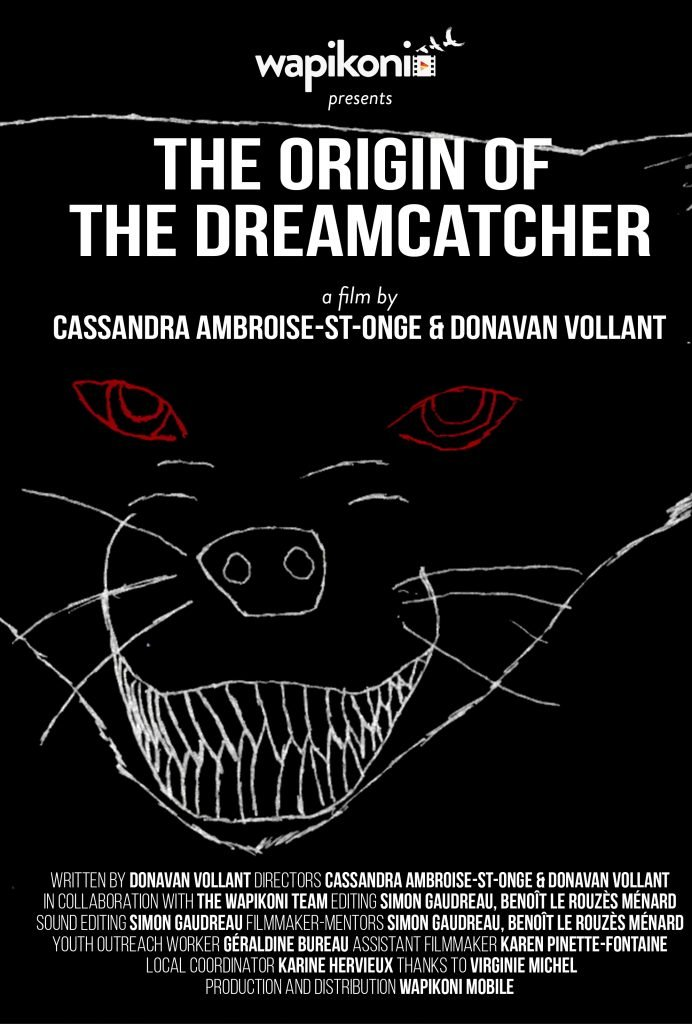 The Origin Of The Dreamcatcher