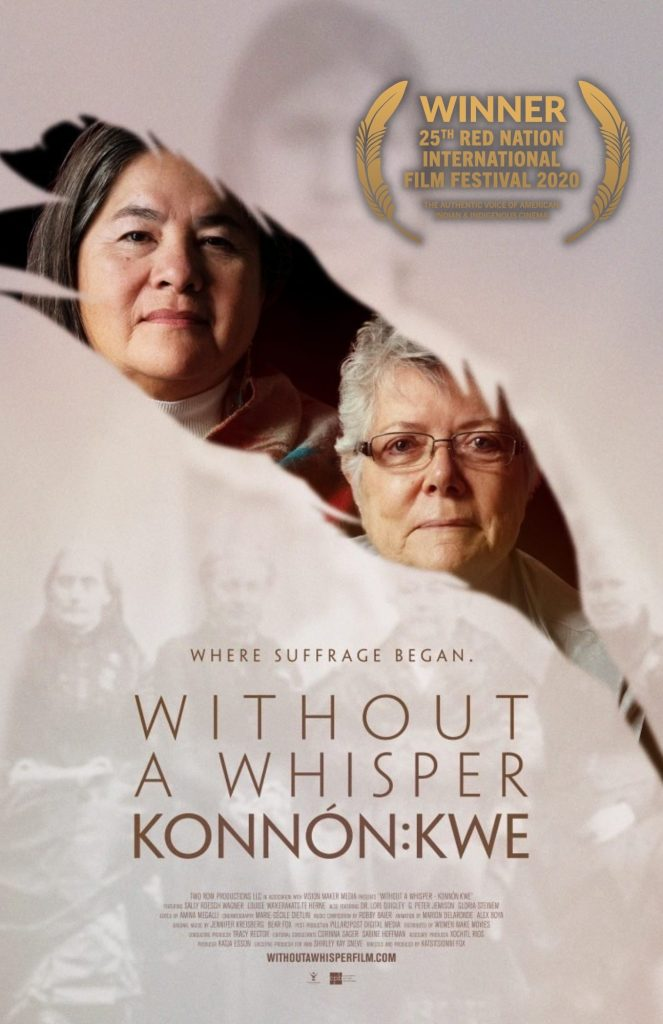 Without A Whisper - Konnón:Kwe